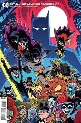 Batman: The Adventures Continue (Variant Cover) (Comic Book) #3.2