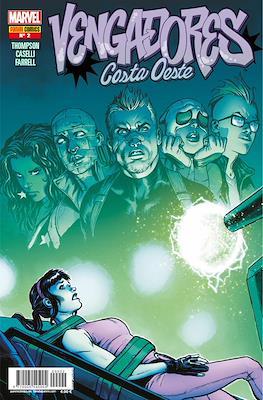 Los Vengadores Costa Oeste (Grapa) #2