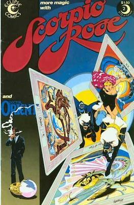 Scorpio Rose (Comic Book) #2