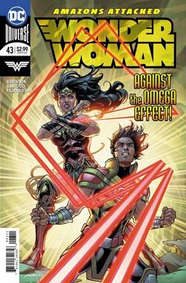 Wonder Woman Vol. 5 (2016-2020) (Comic book) #43