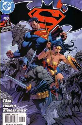 Superman / Batman (2003-2011) #10