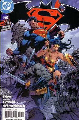 Superman / Batman (2003-2011) (saddle-stitched) #10