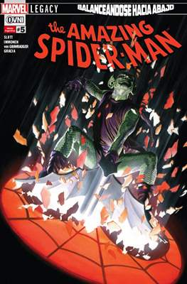 The Amazing Spider-Man - Marvel Legacy #5