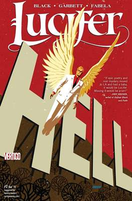 Lucifer Vol 2 (Comic Book) #2