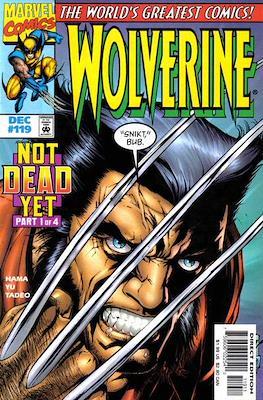 Wolverine (1988-2003) (Comic Book) #119