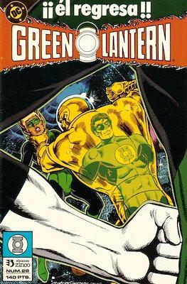 Green Lantern (1986-1987) (Grapa 36-52 pp) #28