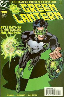 Green Lantern Vol. 2 (1990-2004 Variant Cover) (Comic Book) #100