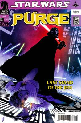 Star Wars Purge: Last Stand of the Jedi