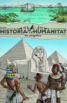 Història de la humanitat en vinyetes (Cartoné) #2