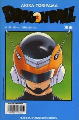Dragon Ball - Serie Azul (Grapa) #184