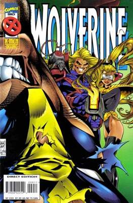 Wolverine (1988-2003) (Saddle-stitched) #99