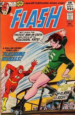 Flash vol. 1 (1959-1985) (Grapa, 32 págs.) #211