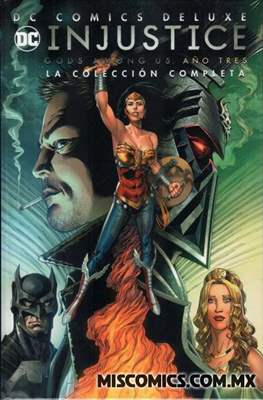 Injustice Gods Among Us - DC Comics Deluxe (Cartoné) #3