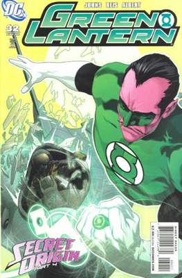 Green Lantern Vol. 4 (2005-2011) (Comic book) #32
