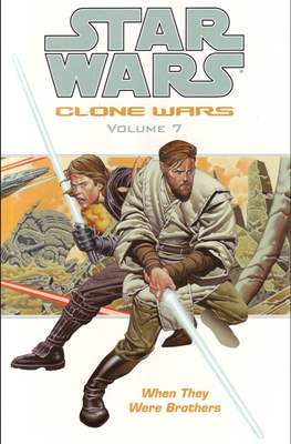 Star Wars: Clone Wars (Softcover) #7