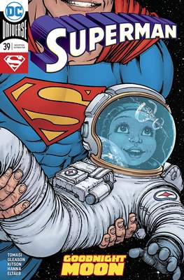 Superman Vol. 4 (2016-2018) #39