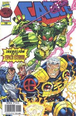 Cable Vol. 2 (1996-2000) (Grapa 24 pp) #19