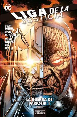 Liga de la Justicia: La Guerra de Darkseid (Rústica) #1