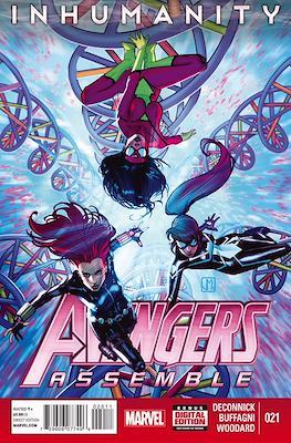 Avengers Assemble Vol. 2 (2012-2014) (Comic-Book) #21