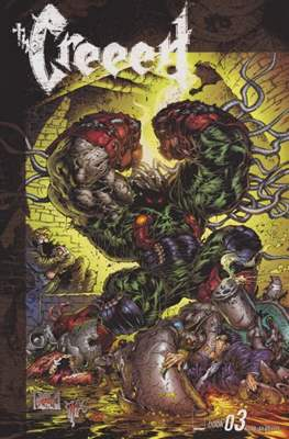 The Creech (Comic Book) #3