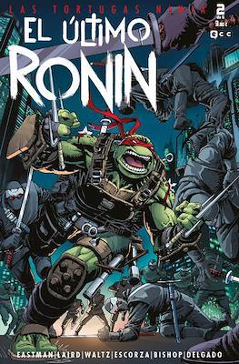 Las Tortugas Ninja: El último Ronin #2