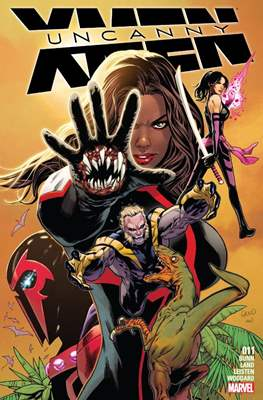 Uncanny X-Men (Vol. 4 2016-2017) #11