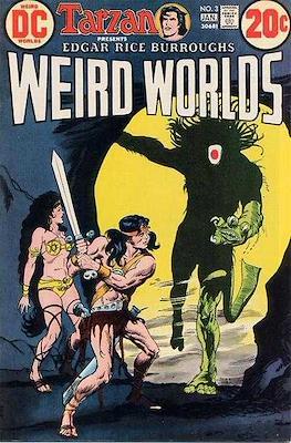 Weird Worlds Vol.1 (1972-1974) #3
