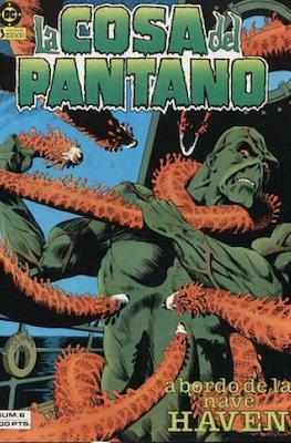 La Cosa del Pantano (1984-1985) (Grapa, 36 páginas) #6