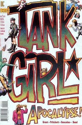 Tank Girl: Apocalypse (Comic Book) #2
