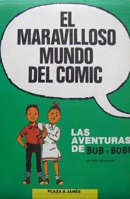 El Maravilloso Mundo del Comic (Cartoné acolchado con guaflex) #6