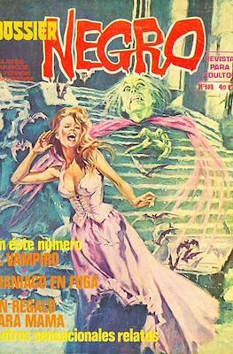 Dossier Negro (Rústica y grapa [1968 - 1988]) #103
