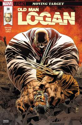 Old Man Logan Vol. 2 (2016-2018) (Comic Book) #38