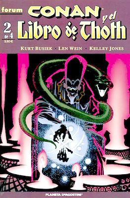 Conan y el Libro de Thoth (Grapa 40 pp) #2