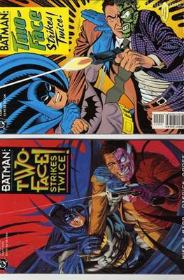 Batman: Two-Face Strikes Twice (Softcover 48 pp) #2