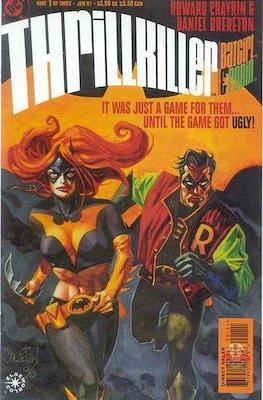 Thrillkiller Batgirl & Robin