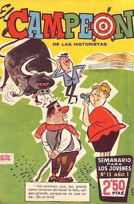 El Campeón (1960) (Grapa) #13