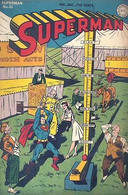 Superman Vol. 1 / Adventures of Superman Vol. 1 (1939-2011) (Comic Book) #31