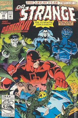 Doctor Strange Vol. 3 (1988-1996) (Comic Book) #40