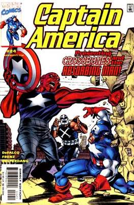 Captain America Vol. 3 (1998-2002) (Comic Book) #24