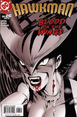 Hawkman Vol. 4 (2002-2006) (Comic book) #26