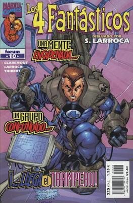 Los 4 Fantásticos Vol. 3 (1998-2001). Heroes Return (Grapa 24-48 pp) #10