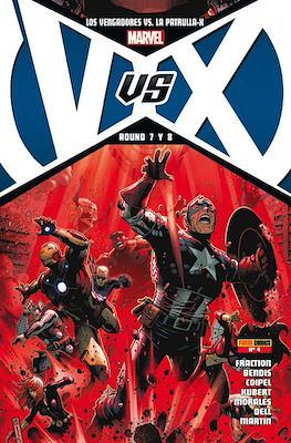 VVX: Los Vengadores vs. La Patrulla-X (2012-2013) (Grapa) #4