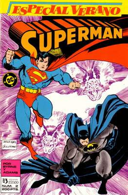 Superman Especial Vol. 2 (Grapa 64 pp) #2