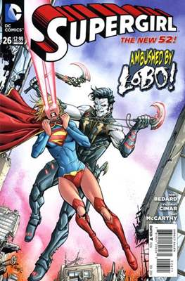 Supergirl Vol. 6 (2011-2015) (Comic Book) #26