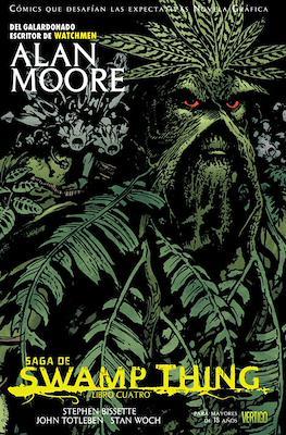 Saga de Swamp Thing (Rústica) #4