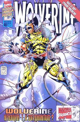 Serval / Wolverine Vol. 1 (Agrafé) #48
