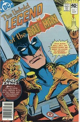 The Untold Legend of the BatMan (Grapa) #1