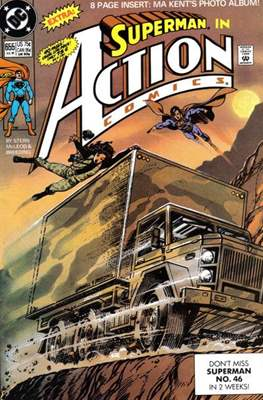 Action Comics Vol. 1 (1938-2011; 2016-) (Comic Book) #655