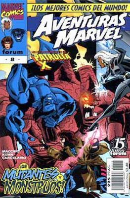 Aventuras Marvel (Grapa 24 pp) #8