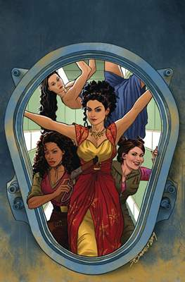Firefly (Variant Cover) #11